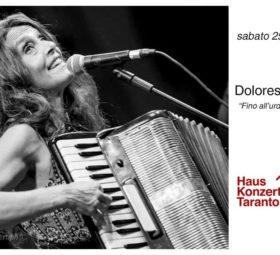 Fino all'urdemo suspiro: Dolores Melodia live @HausKonzerte