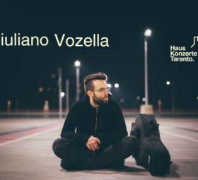 Giuliano Vozella live @HausKonzerte