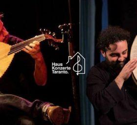 Workshop di Oud con Elias Nardi e Darbouka con Emanuele Le Pera
