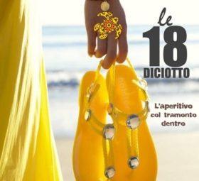 Le Diciotto @lido San Michele