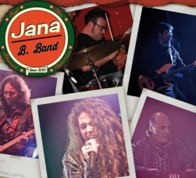 Jana B. Band live @Symposium
