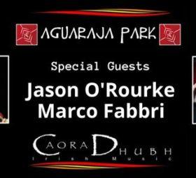 Caora Dhubh Irish Music Session @Aguaraja Park
