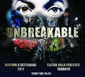 UNBREAKABLE dancing For Michael Jackson @Bar Capannina