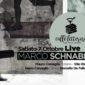 Marco Schnabl live @Cibo per la mente