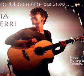 Livia Ferri live @Hauskonzerte