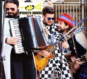 Orchestra Mancina Trio @Vintage Enoteche