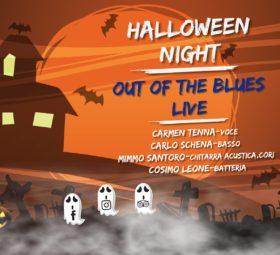 Halloween night @Dinamo