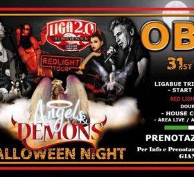 Halloween Night @Oblò Disco