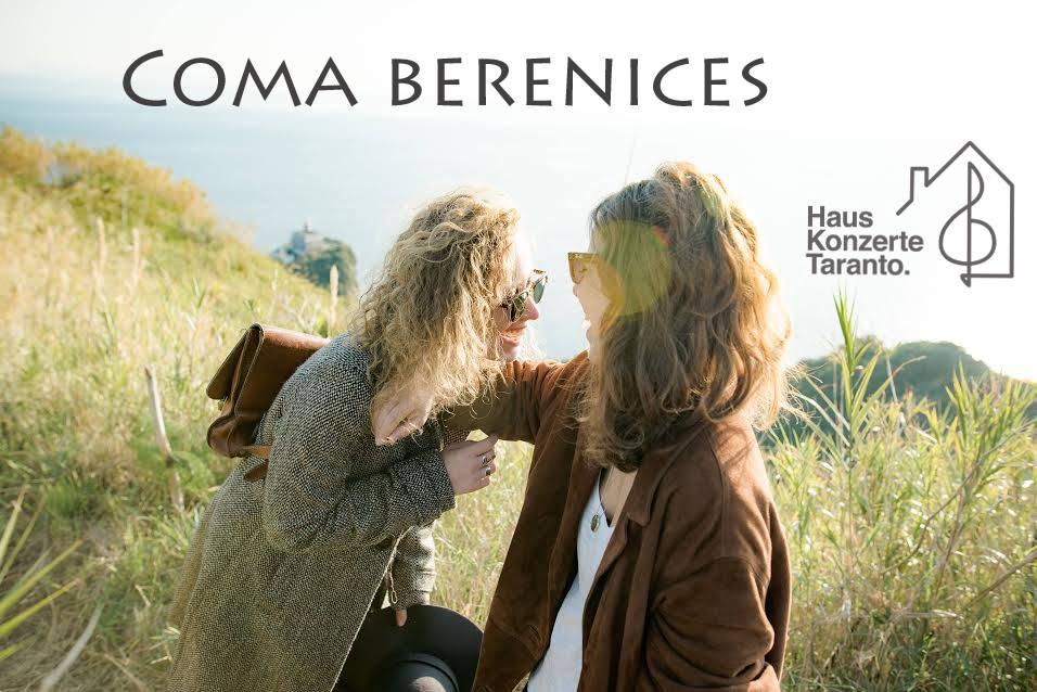 Coma βerenices live @Hauskonzerte