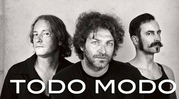 Todo Modo live / Double Zone Dj Set @Villanova