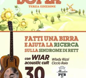 Canzoni per Sofia @Alhambra - Taranto
