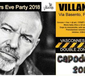 Cenone / Vasconnessi live / Double Zone @Villanova - Pulsano - Taranto