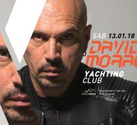 David Morales @New Yachting Club - San Vito - Taranto