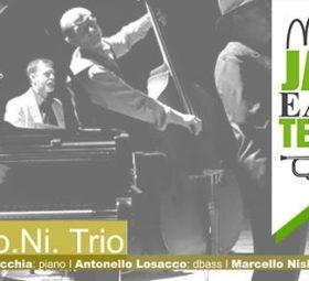 Ma.Lo.Ni Trio live @Giuseppe Manco Open Theatre - Talsano - Taranto