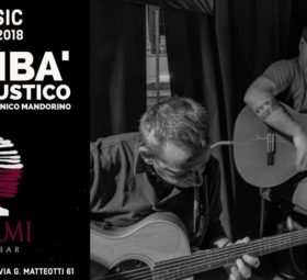 Cumbà duo acustico live @Pumi Wine Bar - Grottaglie - Taranto
