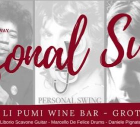 Personal Swing - Li Pumi wine bar - Grottaglie - Taranto