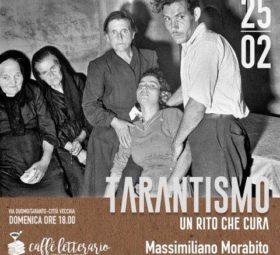 IL TARANTISMO UN RITO CHE CURA @Cibo per la mente - Taranto