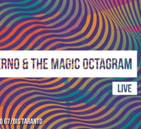 Elius Inferno & The Magic Octagram live @ Bebop