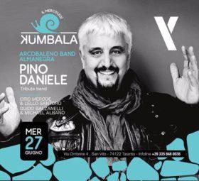Arcobaleno Band Almanegra live - Kumbala