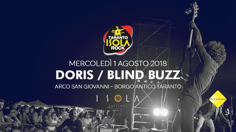 TarantoRockFestival @Isola Festival