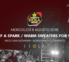 TarantoRockFestival @ Isola Festival #2