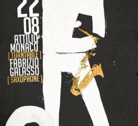 Vinyl Code @ La Piazzetta Fish bar